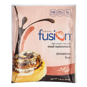 Bariatric Fusion Single Serve Protein Packs - 10 Flavors to Choose From!