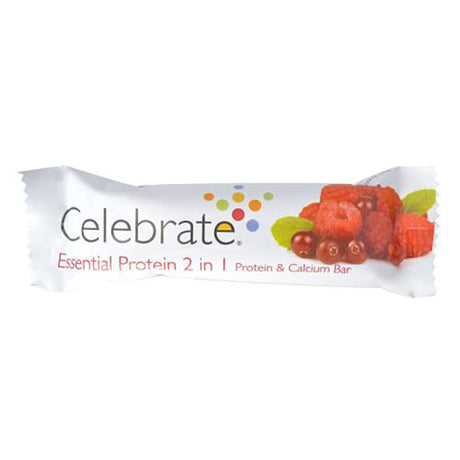 ESS Protein 2 in 1 Bars - Crazzberry Crunch (7 bars/box)
