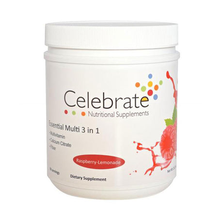 Celebrate Essential Multi 3 in 1 - Raspberry Lemonade