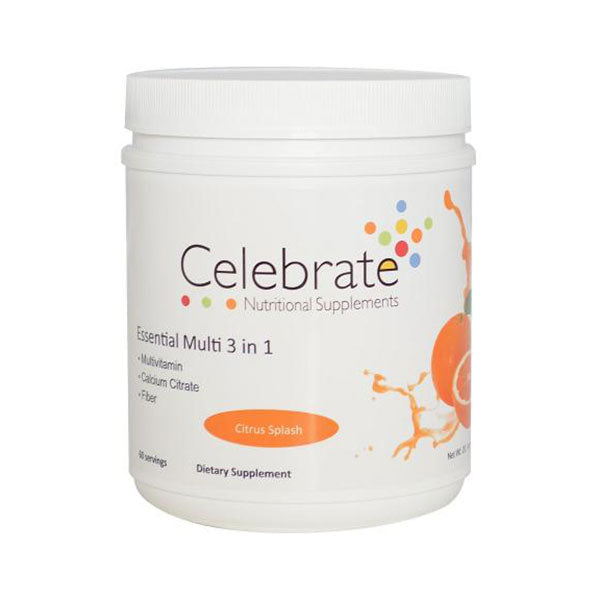 Celebrate Essential Multi 3 in 1 - Citrus Splash