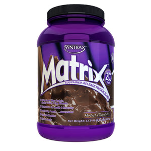 Syntrax Matrix Protein Powder Perfect Chocolate 2lbs
