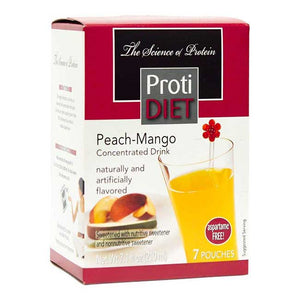 Peach Mango Concentrated Drink