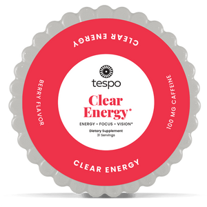 Tespo Clear Energy Multivitamin