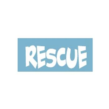 Car Window Decal - Rescue