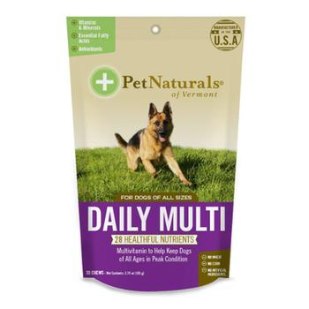 Pet Naturals Daily Multi Dog Chews