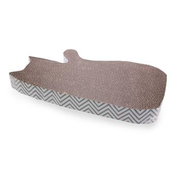 Tom and Jerry Cat Scratcher - Tom Blue Chevron