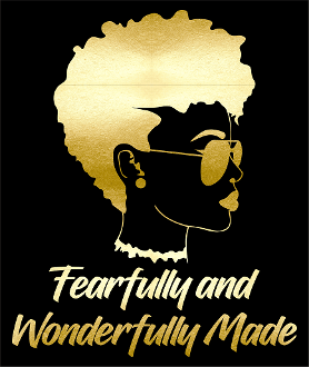 Fearfully and wonderfully made Tee-(Gold)