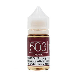 503 eLiquid SALT - Raven Salt