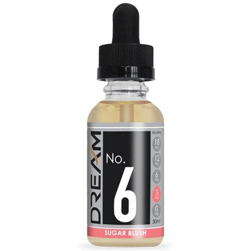 Dream E-Juice - #06 Sugar Blush (50% VG)
