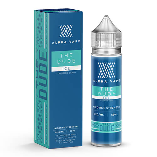 Alpha Vape - The Dude on Ice