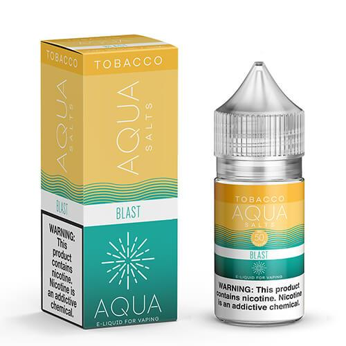 Aqua Tobacco eJuice SALTS - Blast