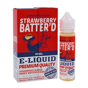 Batter'd eJuice - Batter'd Strawberry