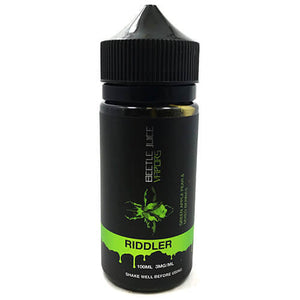 Beetle Juice Vapors - Riddler-eJuice-Beetle Juice Vapors-100ml-0mg-eJuices.com
