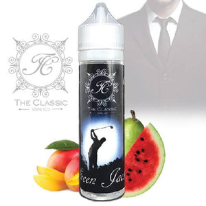 Black Label by Vape Craft - Green Jacket