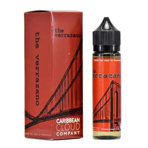 Caribbean Cloud Company eJuice - The Verrazano