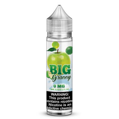 Chewy Cloudz E-Juice - Big Granny