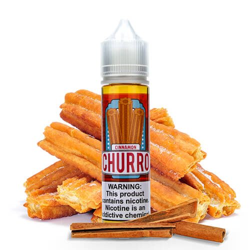 Churro E-Liquid - Cinnamon