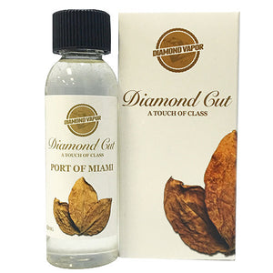 Diamond Cuts By Diamond Vapor - Port of Miami-eJuice-Diamond Cuts By Diamond Vapor-60ml-0mg-eJuices.com