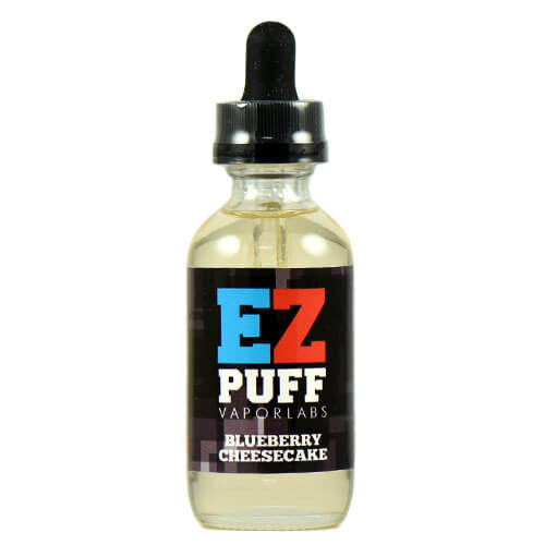 EZ PUFF eJuice - Blueberry Cheesecake