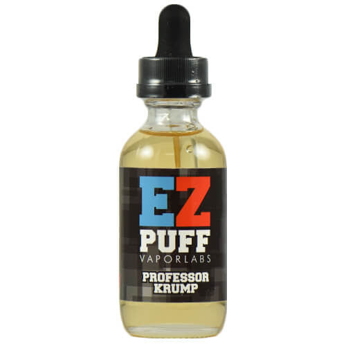 EZ PUFF eJuice - Professor Krump