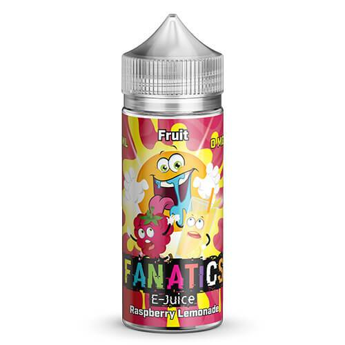 Fanatics E-Juice - Raspberry Lemonade