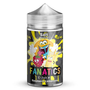 Fanatics E-Juice Salt Nic - Raspberry Lemonade
