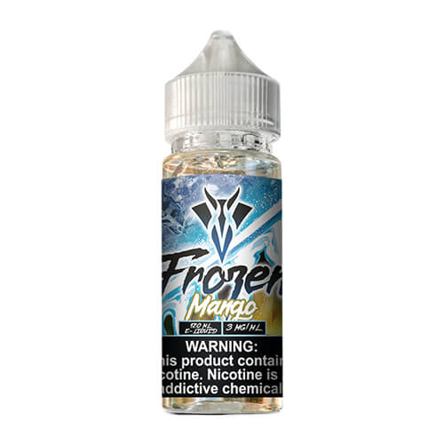 Frozen eJuice by Vango Vapes - Frozen Mango