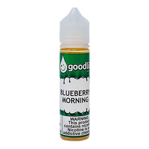 Good Life Vapor - Blueberry Morning