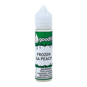 Good Life Vapor - Frozen GA Peach