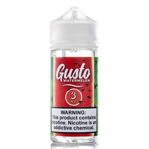 Gusto eJuice - Watermelon