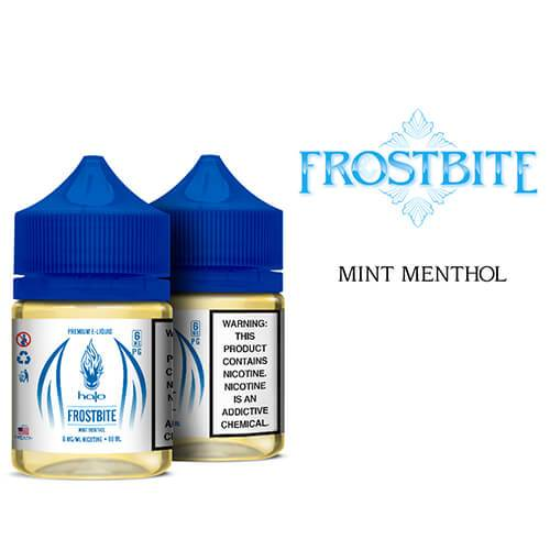 Halo eJuice White Label - Frost Bite