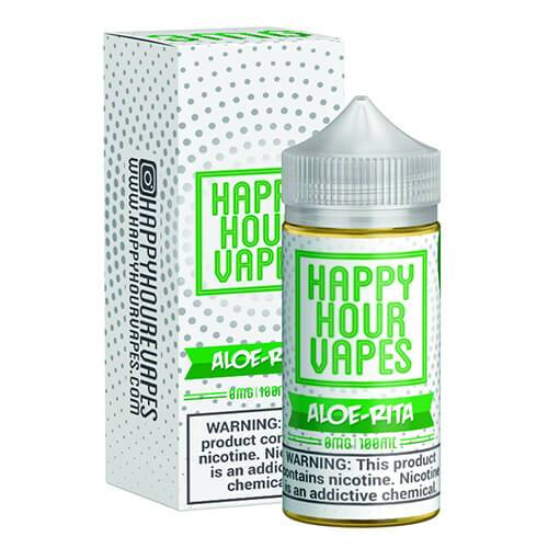 Happy Hour Vapes - Aloe-Rita