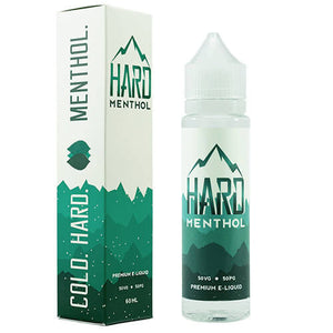 Hard Menthol Premium E-Liquid - Hard Menthol-eJuice-Hard Menthol Premium E-Liquid-60ml-0mg-eJuices.com