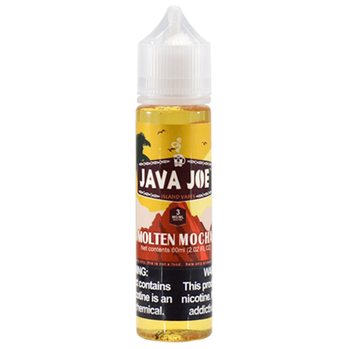 Java Joe eJuice - Molten Mocha