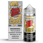Keep It 100 E-Juice - Krunchy Squares