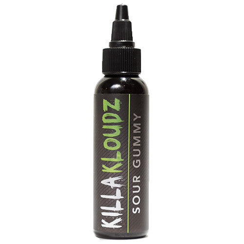 Killa Kloudz E-Liquid - Sour Gummy-eJuice-Killa Kloudz E-Liquid-60ml-0mg-eJuices.com