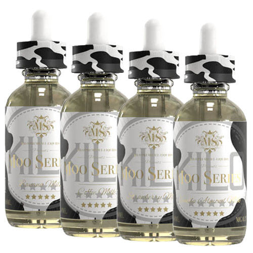 Kilo eLiquids Moo Series - E-Liquid Collection - 240ml-Bundle-eJuices.com-4x60ml-0mg-eJuices.com