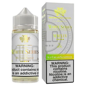 Kilo eLiquids White Series - Ice Cream Sandwich