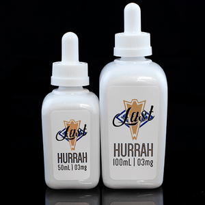 Last Eliquid - Hurrah-eJuice-Last Eliquid-50ml-0mg-eJuices.com