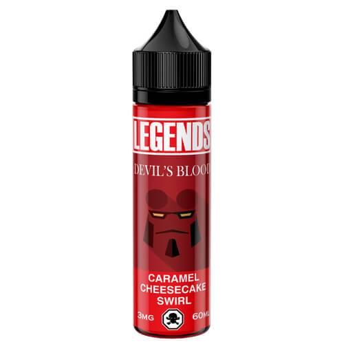 Legends Hollywood Vape Labs - Devils Blood