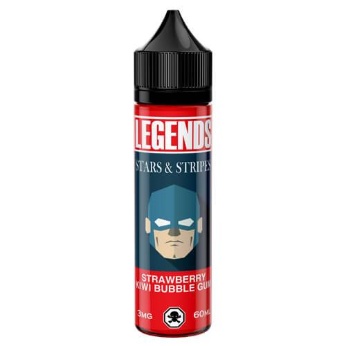 Legends Hollywood Vape Labs - Stars And Stripes