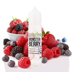 Lizard Juice eLiquids - Monster Berry