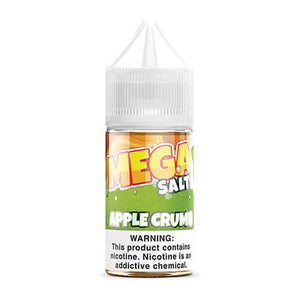 MEGA E-Liquids Salts - Apple Crumb