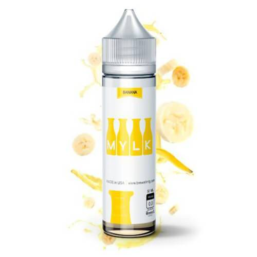 MYLK by Brewell Vapory - Banana