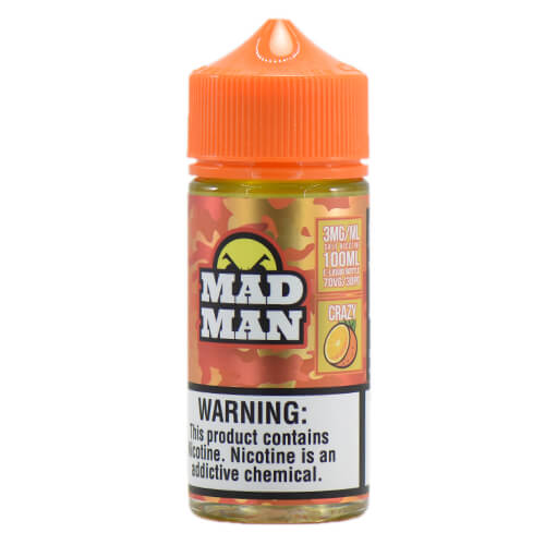 MadMan Liquids - Crazy Orange