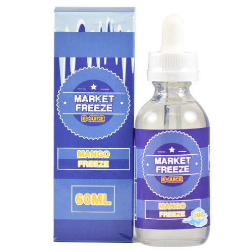 Market Freeze E-Juice - Mango Freeze-eJuice-Market Freeze E-Juice-60ml-0mg-eJuices.com