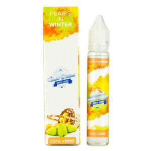 Menth O'Licious eJuice - Pearis In Winter