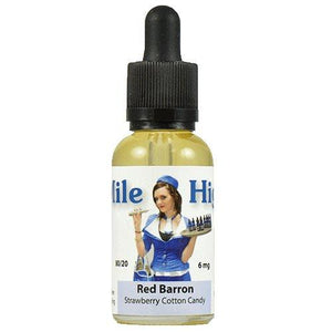 Mile High E-Juice - Red Barron