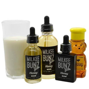 Milkee Bunz eJuice - Honey