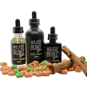 Milkee Bunz eJuice - Jack N Apples